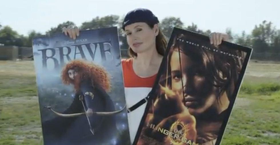 BULL'S-EYE: Geena Davis Tells Hollywood Where To Stick Its Ageist, Sexist Representations Of Women