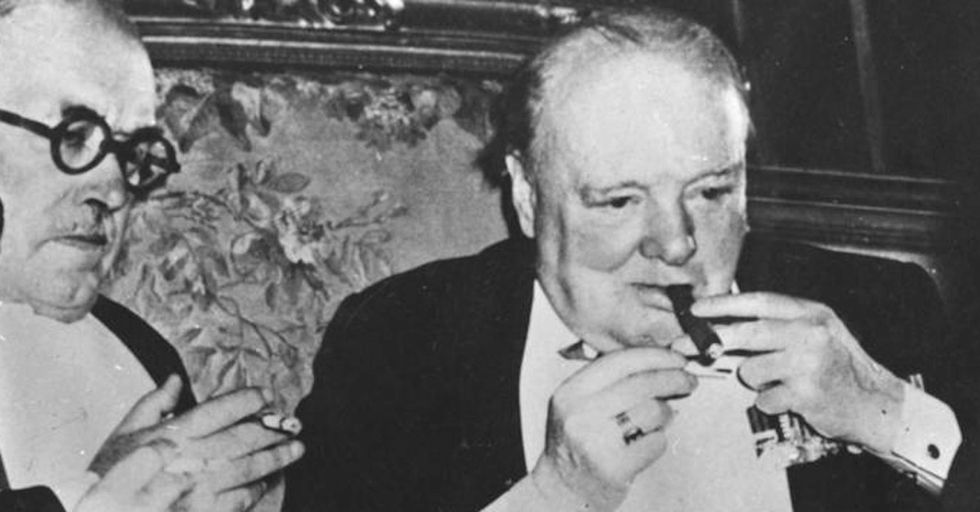 Winston Churchill's Hilarious Response To A Gay Scandal In Parliament