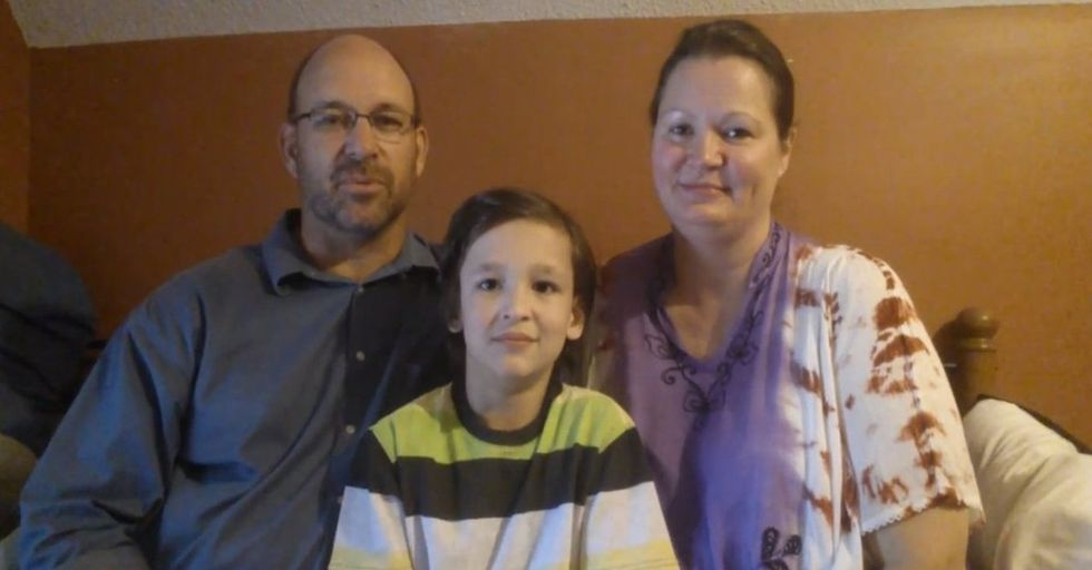 Watch This Family Sweetly And Lovingly Totally Destroy One Of The Worst Stereotypes Of Christians