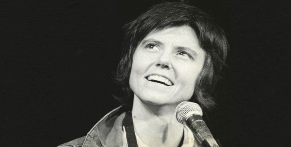 Three teenage girls have a question for brilliant comedian Tig Notaro. No one's disappointed.