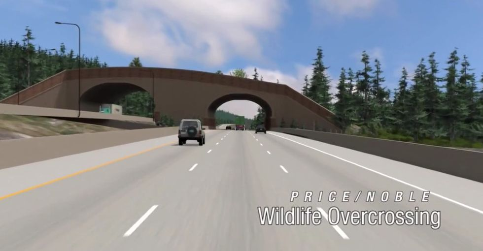 This highway is about to get a lot more environmentally friendly. Check out I-90 in Washington.