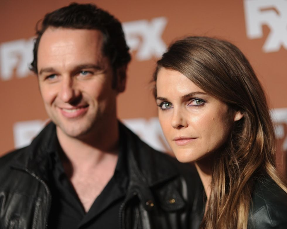 Keri Russell's been asked about her hair for 16 years. Now she's putting her foot down.