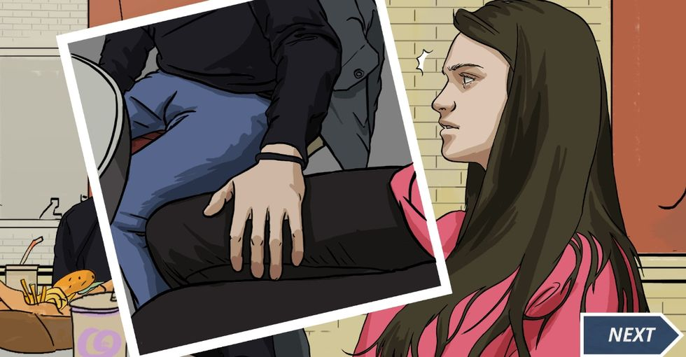 Check out how one college is teaching students how to prevent rape: with a video game.