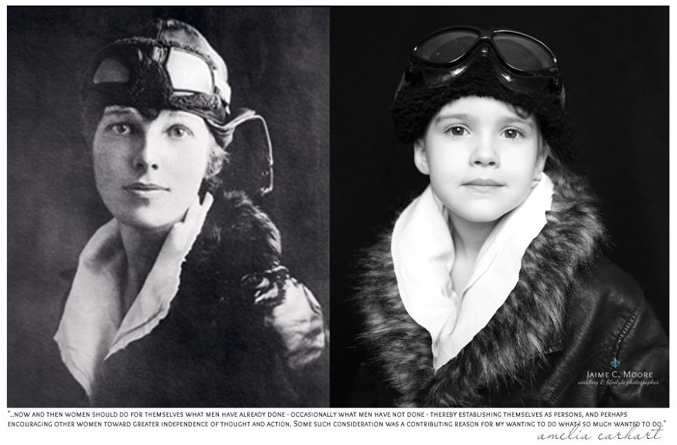 Amelia Earhart - Jaime C. Moore - Upworthy