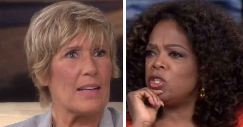 Oprah Tells An Atheist She Believes In God. The Atheist Responds Like A Christian. Or Any Human.