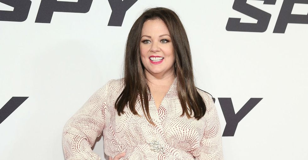 Melissa McCarthy tweets a photo of all the 'remarkable women of Ghostbusters.'