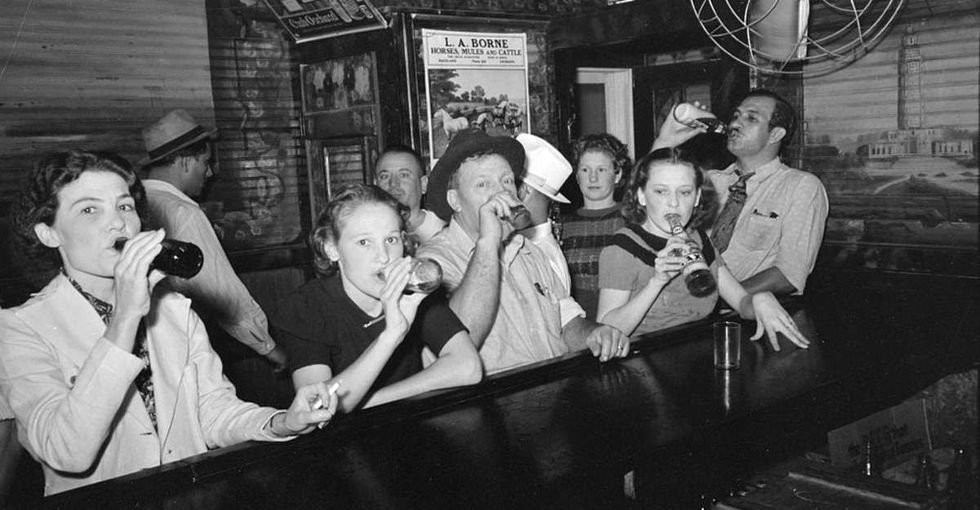 What Prohibition can teach us about the way we think about drugs today.
