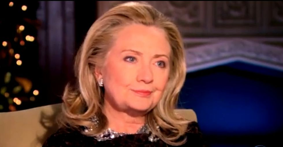Don't Ask Hillary Clinton About Abortion If You Can't Handle Her Answer