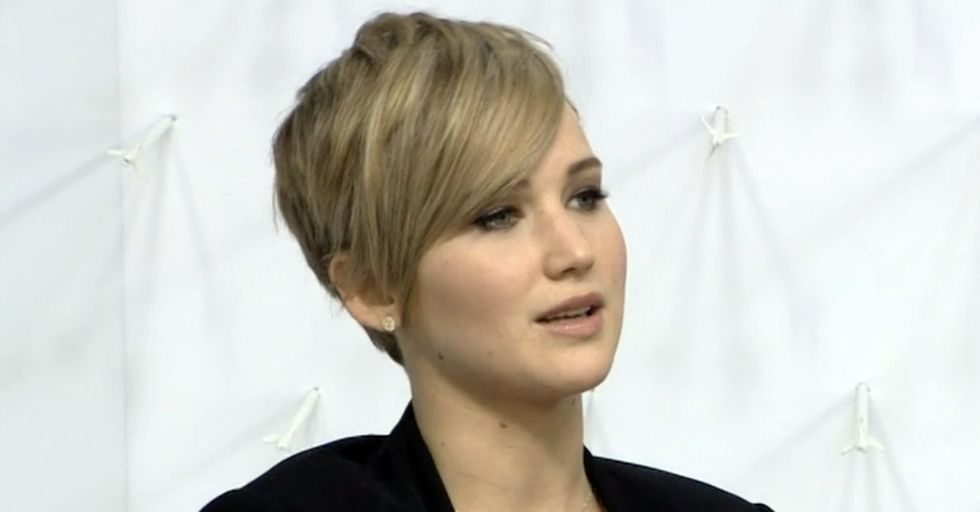 That Girl From 'The Hunger Games' Is Asked A Poignant Question, And I Love Her Answer