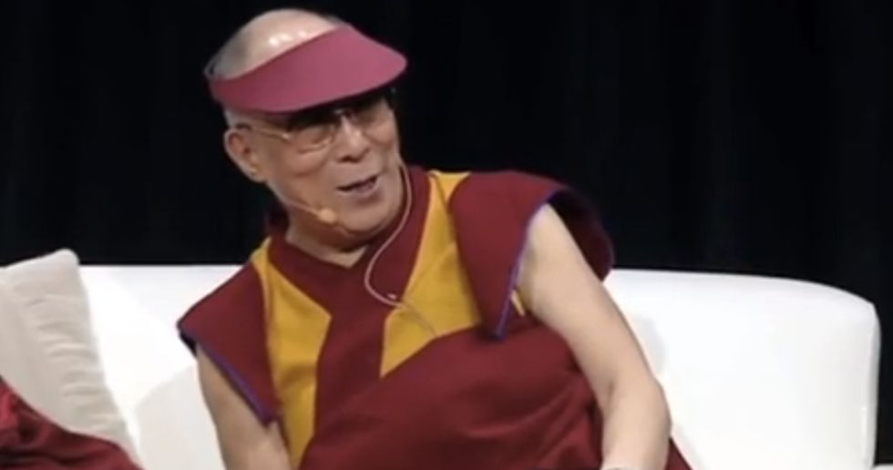 The Dalai Lama Has Some Very Uplifting And Wise Words About Farting