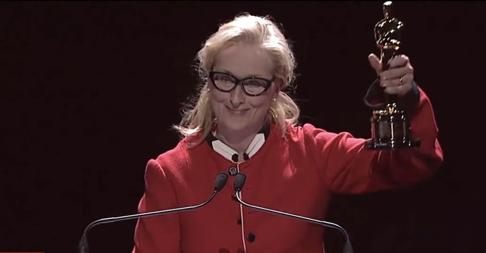 What One Thing Has Every Woman Of A Certain Age Done, According To Meryl Streep?