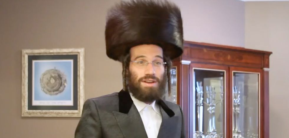 Everything You Always Wanted To Know About The Way Hasidic Jews Look But Were Afraid To Ask