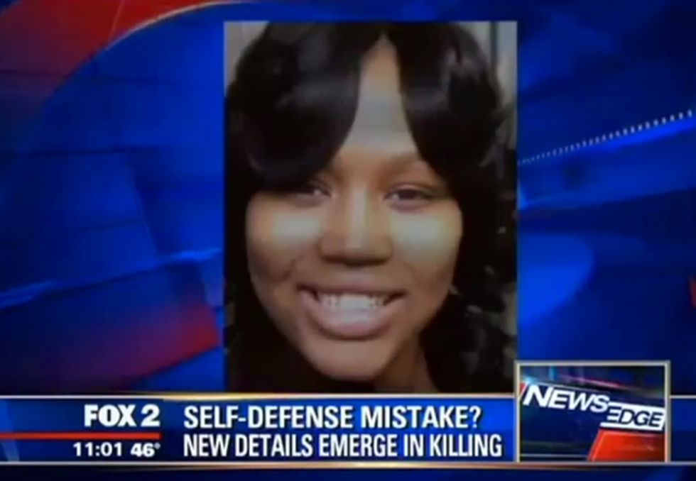 She Knocked On His Door Asking For Help — He Shot Her Dead. You Need To Know Who Renisha McBride Is.