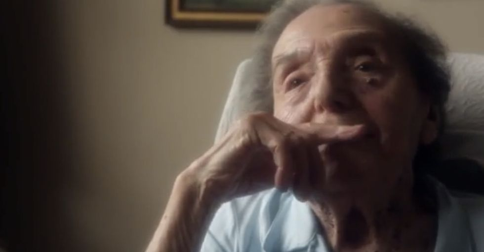 She Was 40 When The Nazis Took Her. Now, She's Outlived Them And Has Something Incredible To Say.