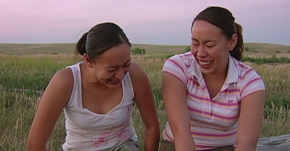Are You Ready To See A Bunch Of Bad-Ass Women Make History On A Native American Reservation?