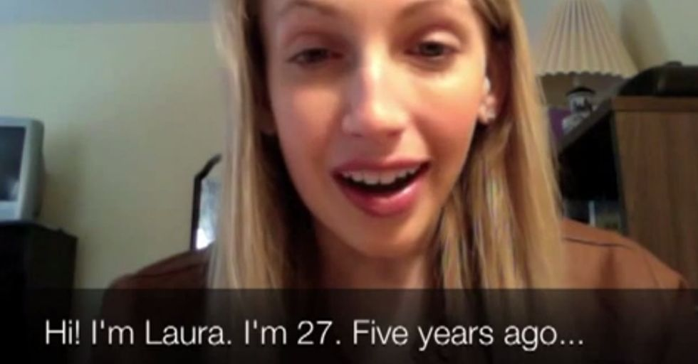 A Lot Of People Find It Hard To Talk To Laura. So She Put Together 4 Easy Tips.