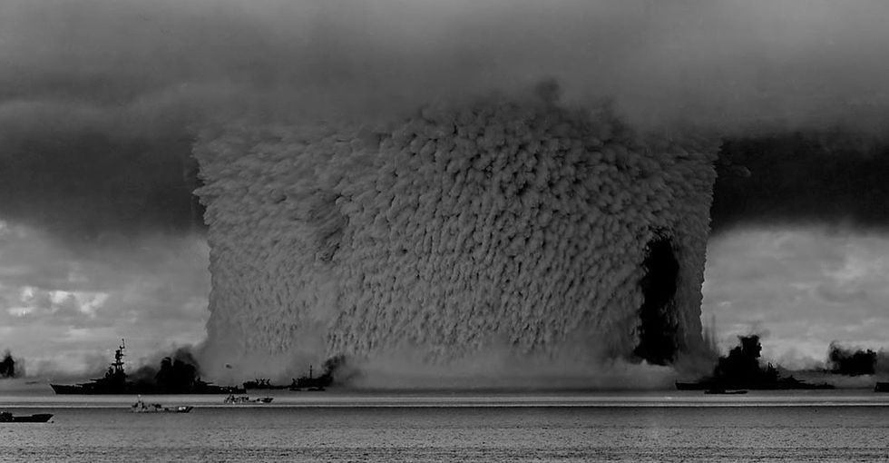 An Artist Counted Every Atomic Explosion On Earth And Shows Them All In A Matter Of Seconds