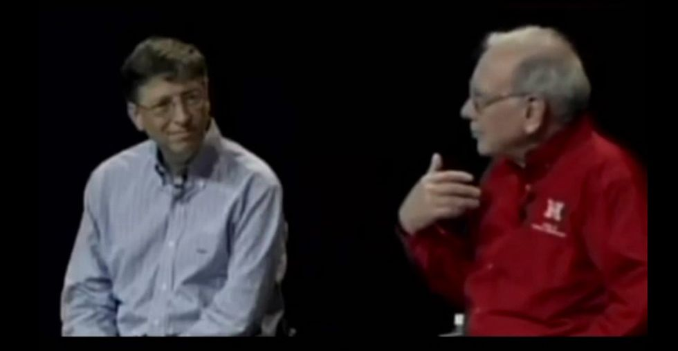 What Warren Buffett And Bill Gates Think Is 'Very Unfair' Might Shock You