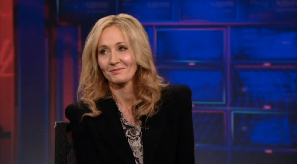 The #1 Reason J.K. Rowling Won't Move To Monaco Will Make You Love Her Even More