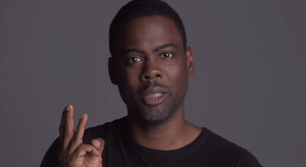 A study reveals a painful truth behind a story about Chris Rock's neighbors.