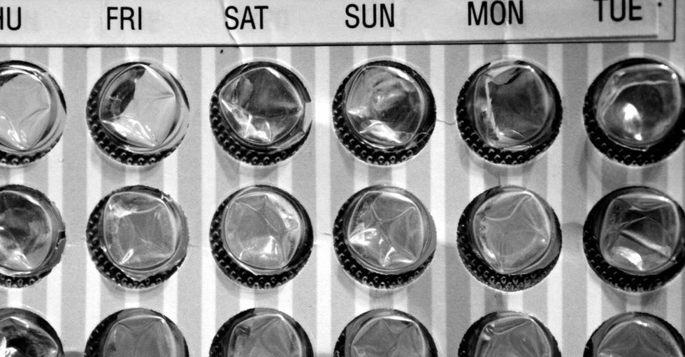 The Side Effect Of Birth Control No One Ever Talks About
