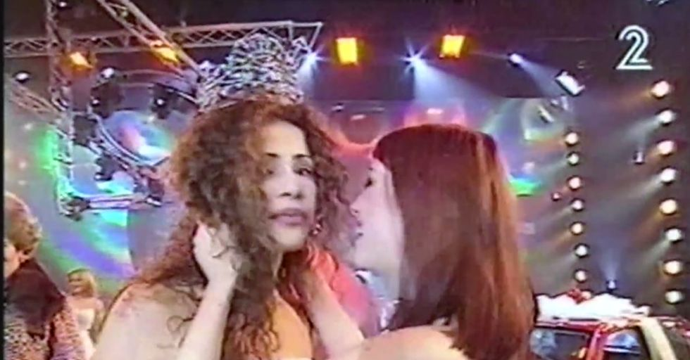 A Few Weeks Before She Was Crowned 'Miss World,' She Was Raped. But This Isn't Just Her Story.