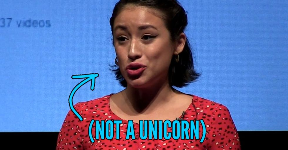 Stop Asking Where Young Feminists Are. They Aren't Unicorns. They Exist. In Fact, Here's One Now.