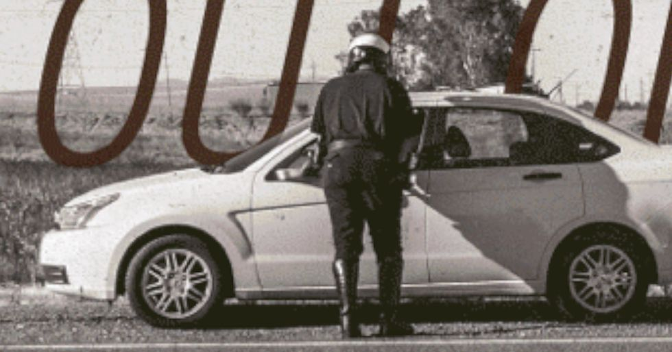 A few important things to remember the next time a cop pulls you over.