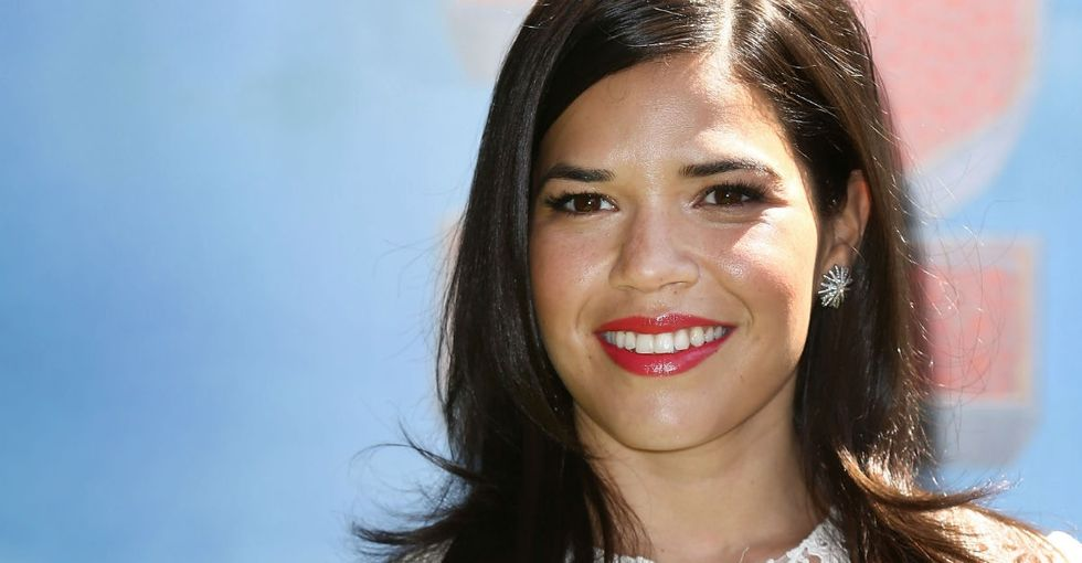 A girl quit chess for a very sad reason, and America Ferrera is not having it.