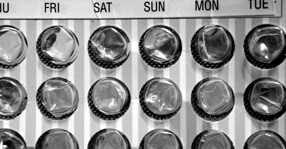 The Side Effect Of Birth Control No One Talks About