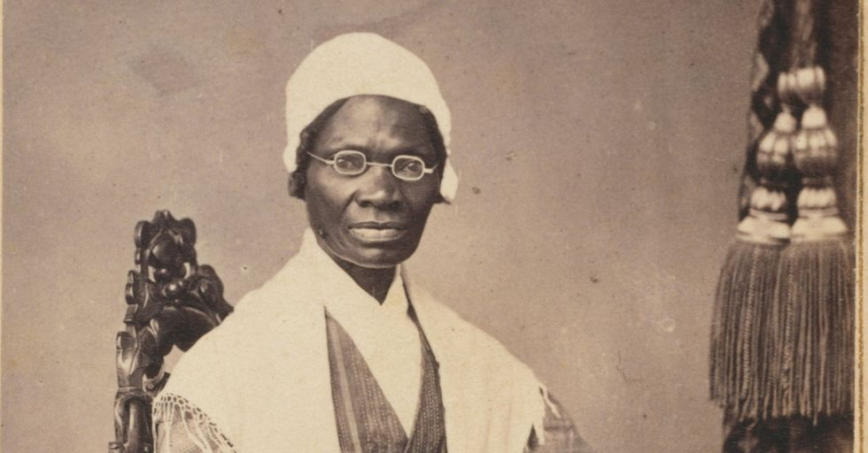 164 years ago, a former slave rocked the world with these words.