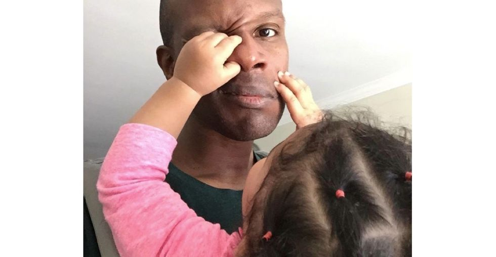 An awesome dad explains the 5 revelations he's had raising 2 girls.