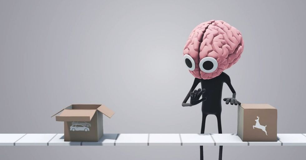 A Short Film That Shows You How Your Brain Breaks When You Do Something You're Not Supposed To Do