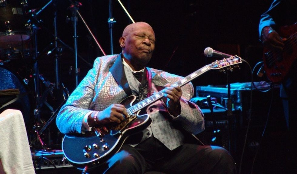 An interview with legendary blues man B.B. King shows there's more to miss than his music.