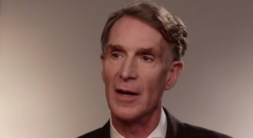Bill Nye Gets A Bit Somber But Knocks Out Some World Poverty Myths In 2 Minutes