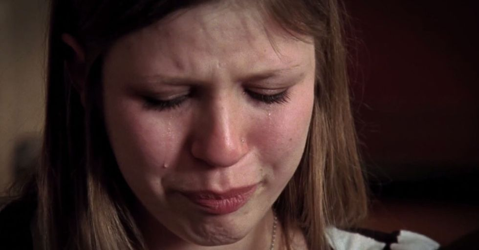 'I Just Wanted To Die' And 'Maybe I Deserved This' Are Words A Child Should Never Have To Say