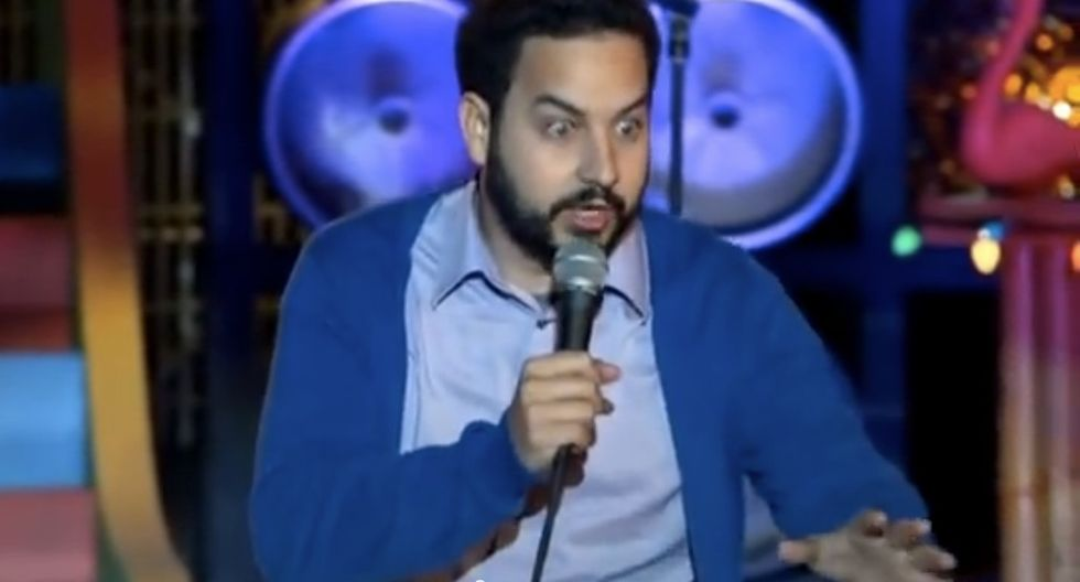 The Gay Marriage Joke That Instantly Made This Guy One Of My Favorite Comedians