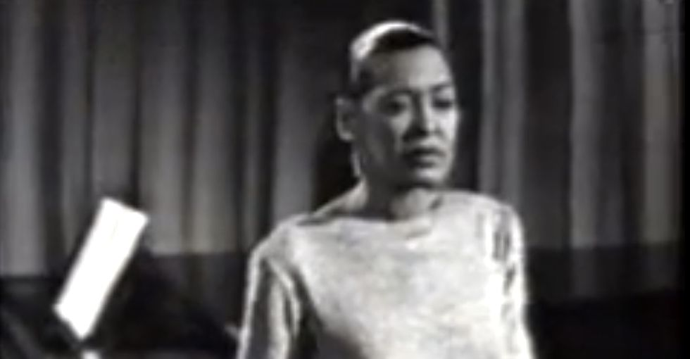 When Billie Holiday performed this song live, she refused to come back for an encore.