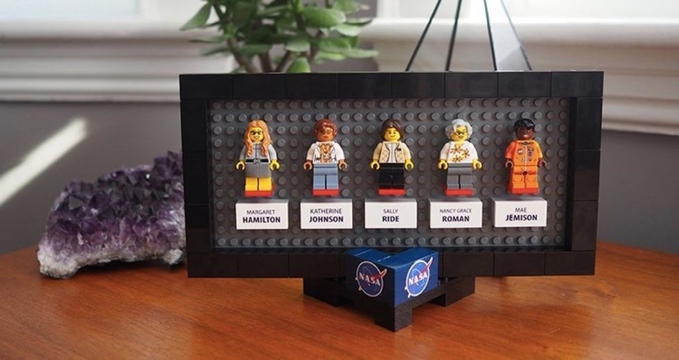 You may not have heard of these 5 women. Which is why this Lego set needs to exist.