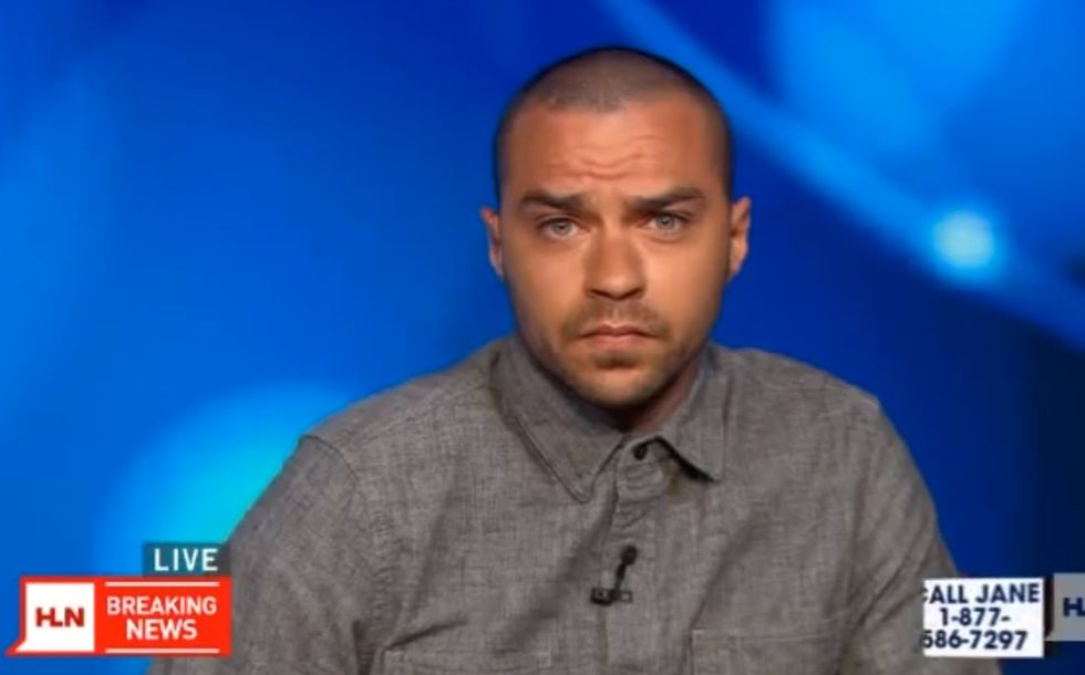 A TV Star Had To Explain Why A White Man Killing A Black Kid Is An American Problem, Not A Black One
