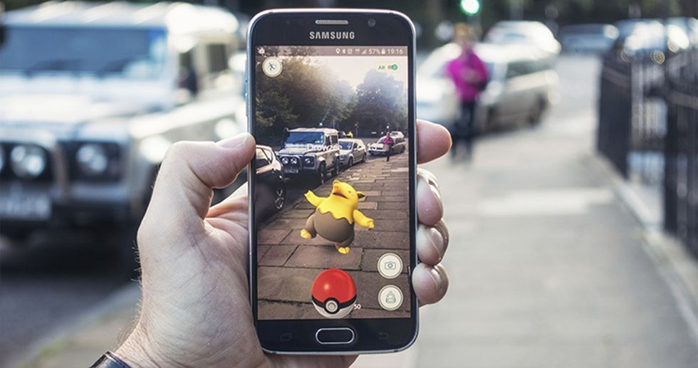 Biologists created a new way of playing Pokémon Go.