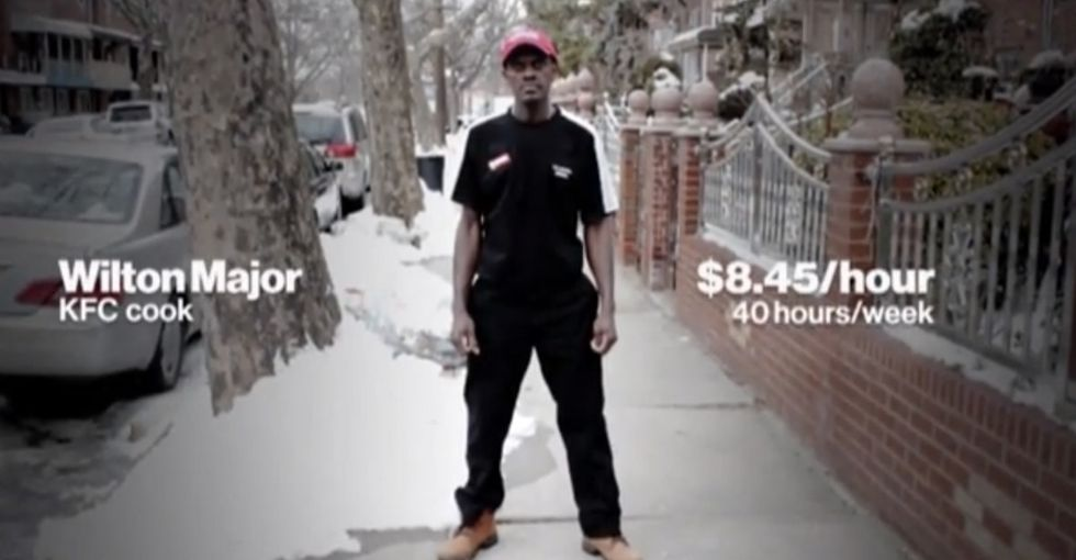 Do You Know Anybody Who Lives On Minimum Wage? Here Are A Few People You Won't Forget.