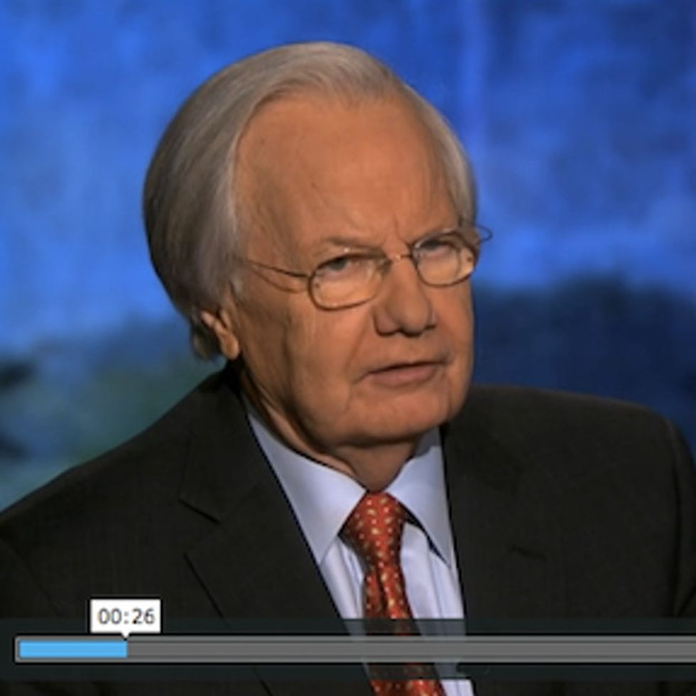 Bill Moyers Makes It Clear: Requiring An ID Is Voter Suppression And Unconstitutional