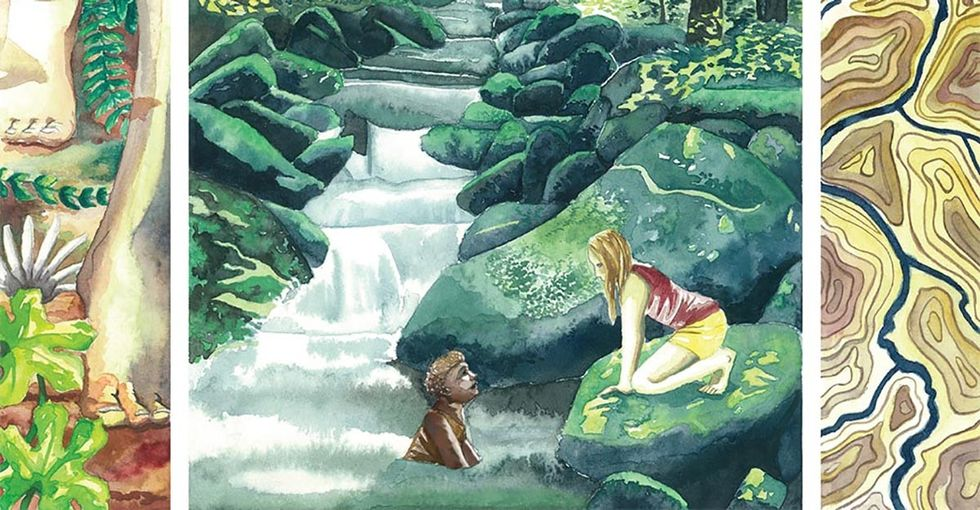 It's Often A Controversial Issue, But One Stunningly Illustrated Picture Book Handles It With Grace