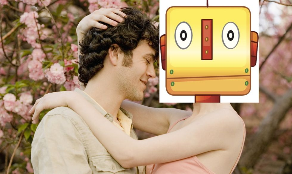 Artificial-Intelligence Researcher Tricked Into Falling In Love With A Robot. Twice.
