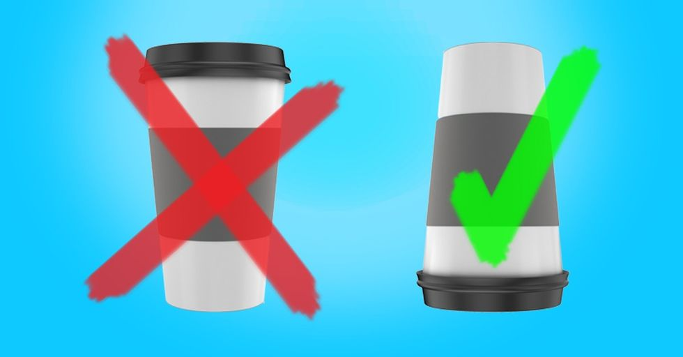 A Disposable Coffee Cup Has Inspired An Indispensable Idea