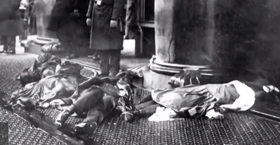 Over 100 years ago, 123 young women working in a factory never came home. It changed our country.