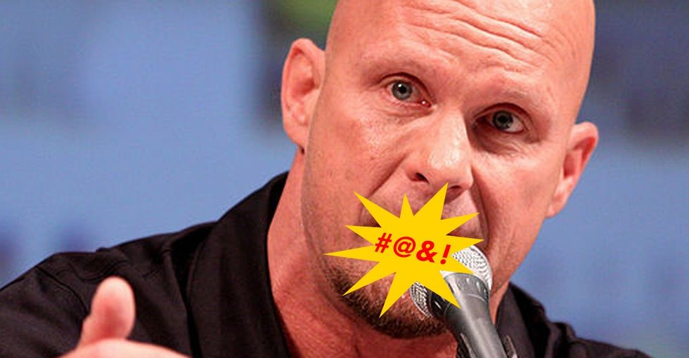 'Stone Cold' Steve Austin's NSFW Take On Gay Marriage
