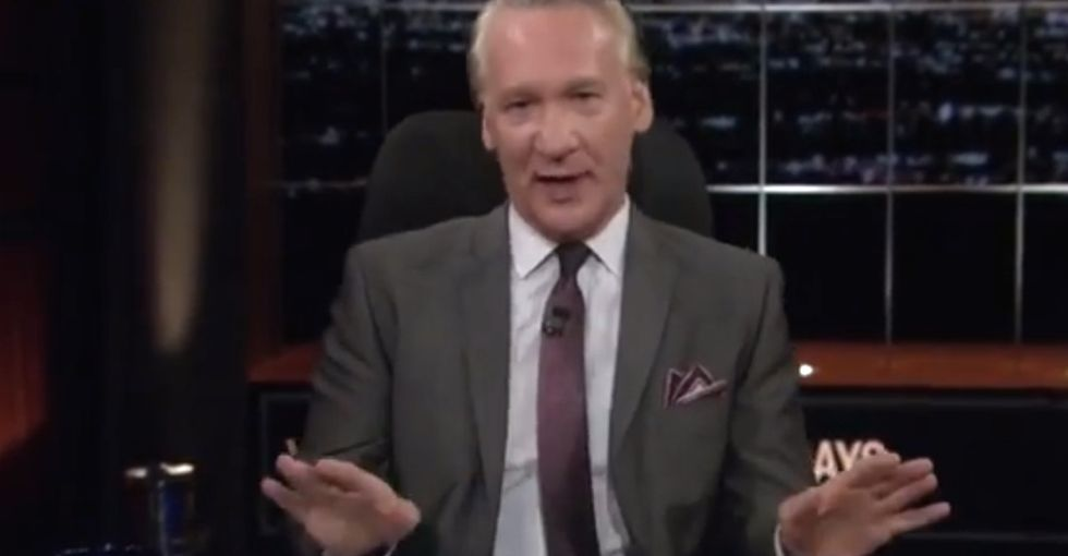 Bill Maher's New Rules: The New Trend Of People Who Have All The Power Acting As The Oppressed Ones