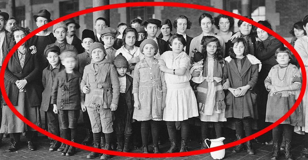This ain't no Ellis Island: the top 5 immigration myths.